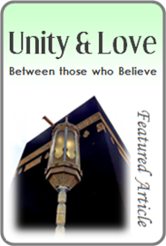 Unity & Love Between those who Believe